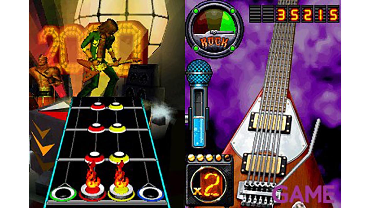 Guitar Hero: On Tour Decades + Adaptador