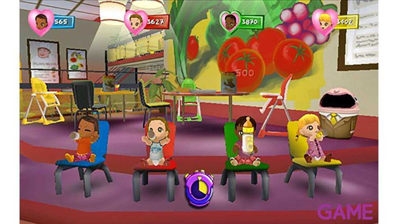 Zona de Juego: Baby-Sitter Party