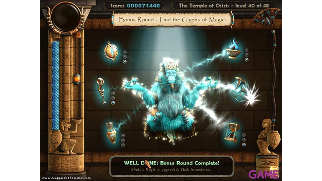BC: Ancient Quest of Saqqarah