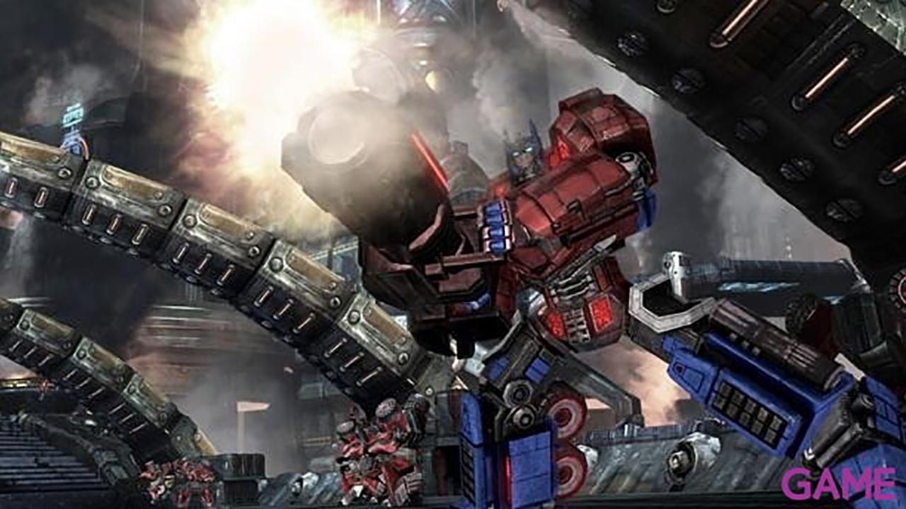 Transformers: La Guerra por Cybertron Decepticons