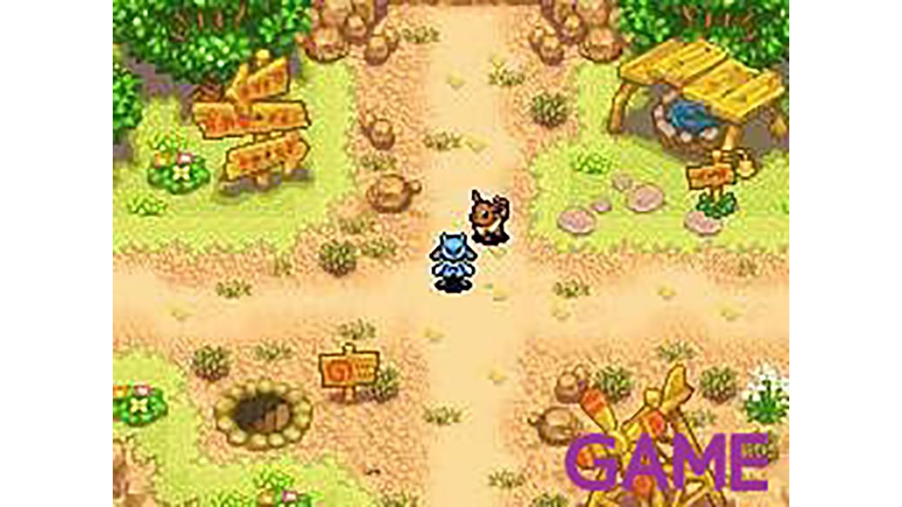 Pokemon Mundo Misterioso: Exploradores del Cielo