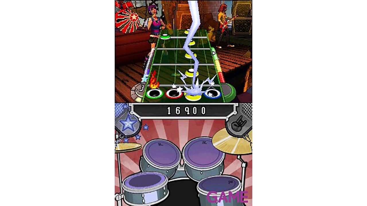 Band Hero + Guitarra