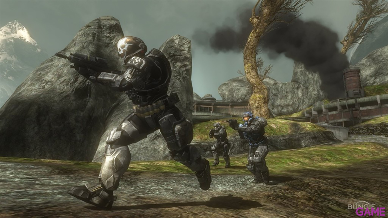 halo 3 how to get forge in campaign