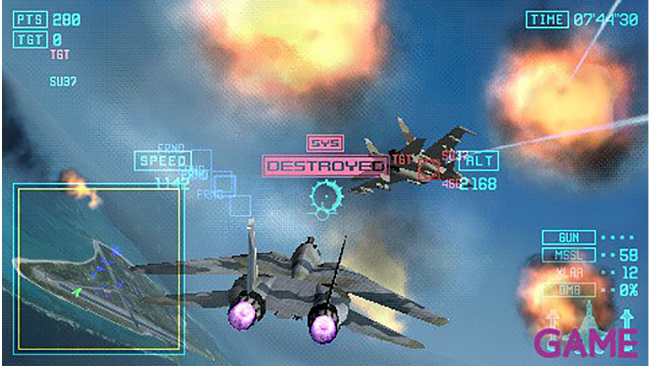 Ace Combat Joint Assault