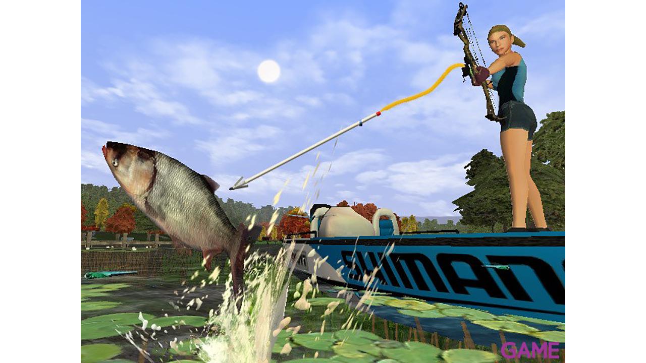 Shimano Extreme Fishing + Caña