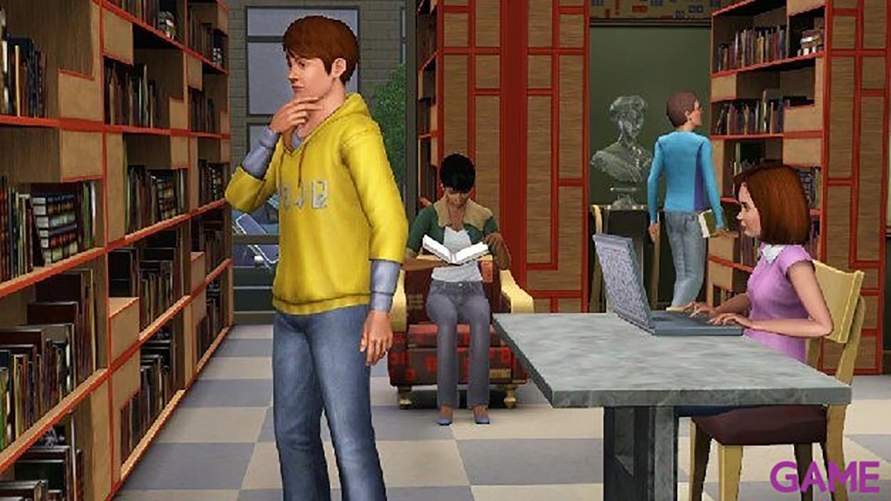 Los Sims 3: Vida en la Ciudad Accesorios