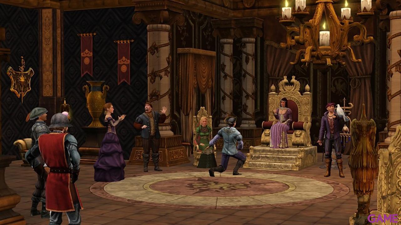 Los Sims: Medieval Piratas Y Caballeros