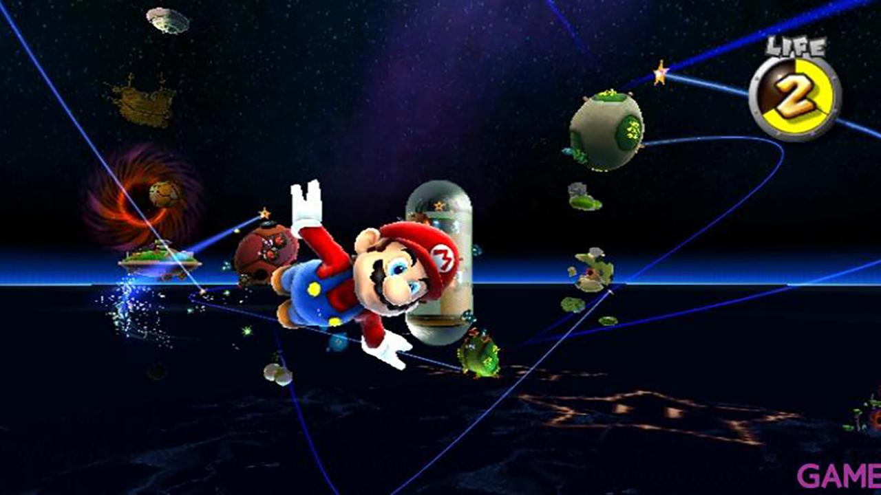 Super Mario Galaxy Nintendo Selects