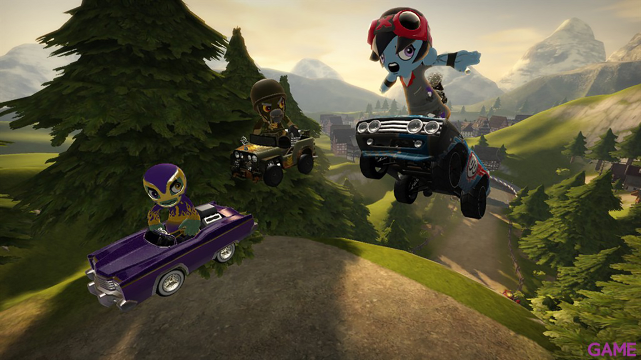 Modnation Racers Essentials