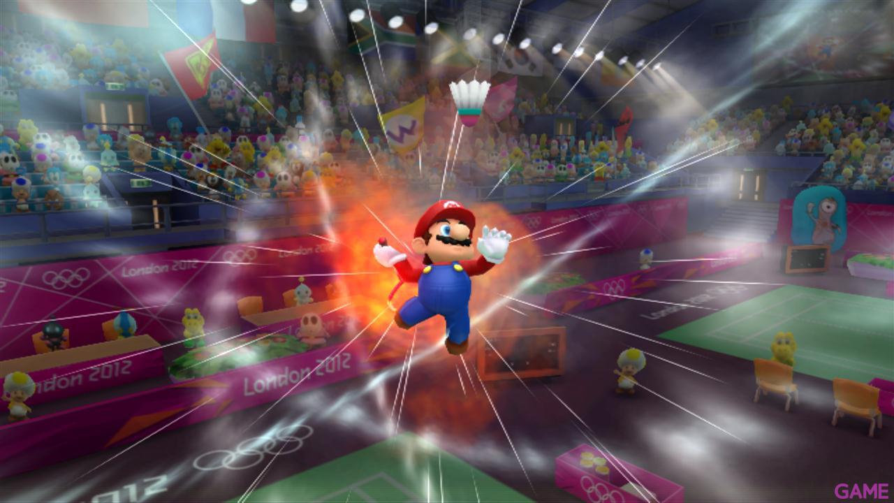 Wii Azul + Mario & Sonic