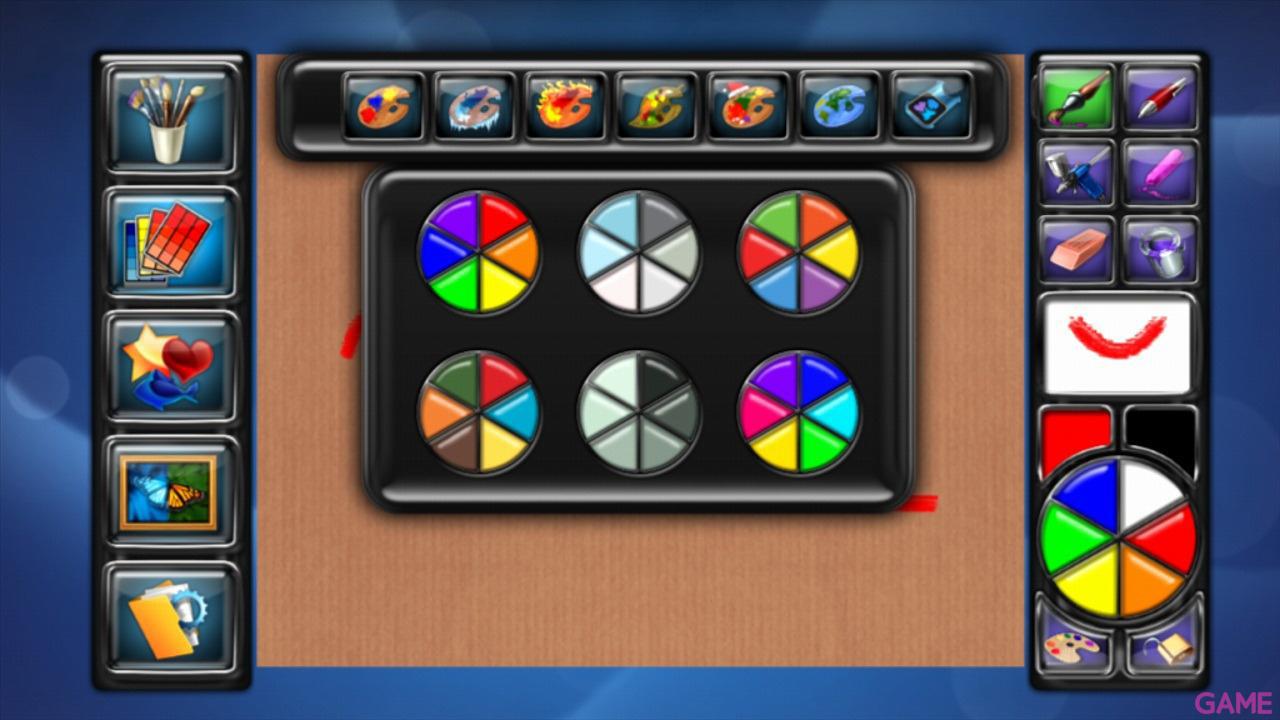 uDraw Studio: Artista al Instante solo juego
