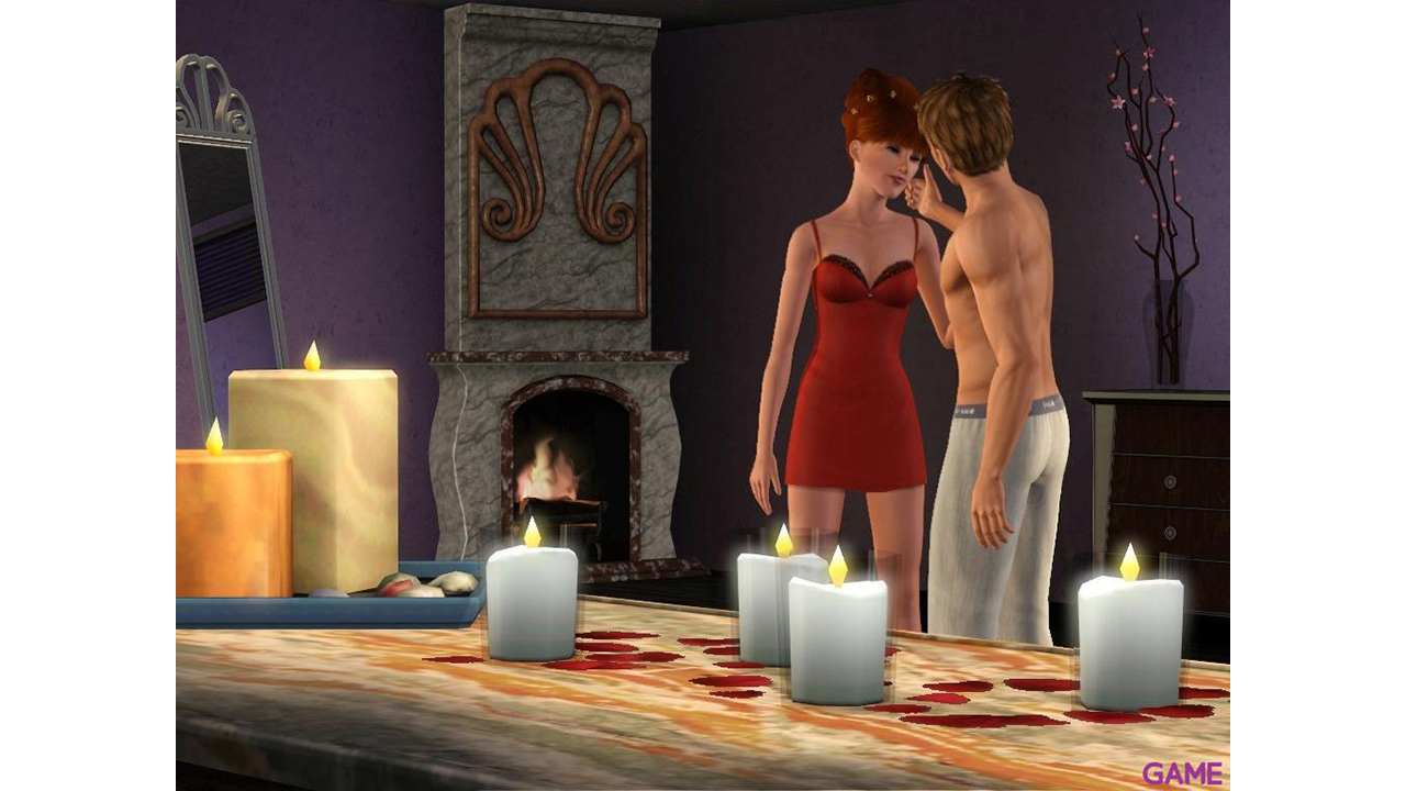Los Sims 3: Suite de Ensueño Accesorios