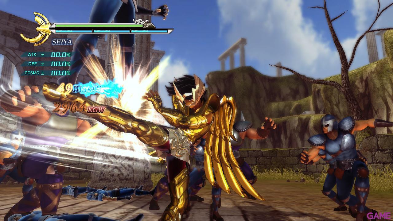 Saint Seiya Batalla por el Santuario