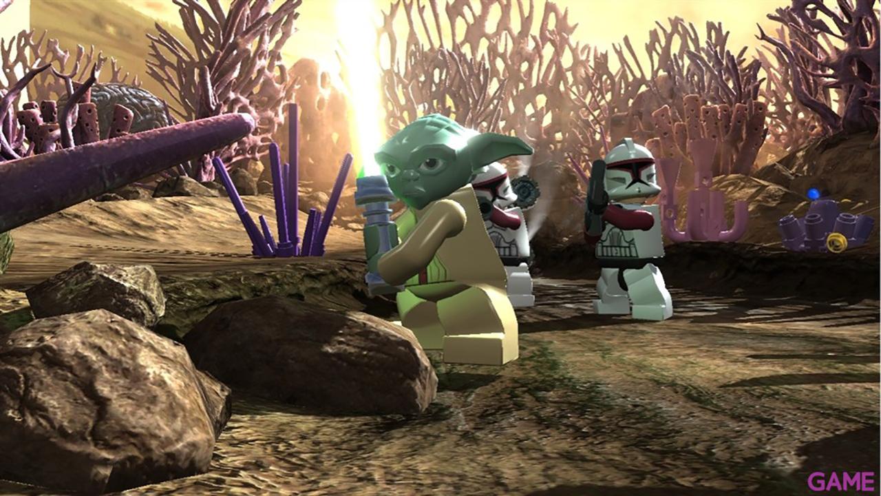 Lego Star Wars III: Clone Wars Essentials