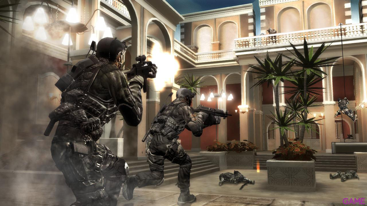 Pack Ghost Recon Advanced Warfighter 2 + Rainbow Six Vegas 2 Edicion 25 Aniversario