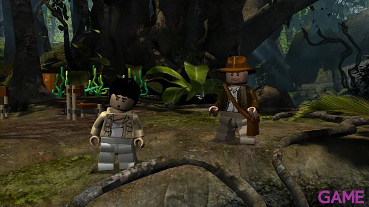 LEGO Indiana Jones: La Trilogia Original Essentials