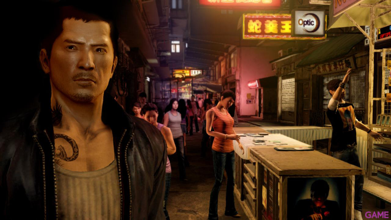 Sleeping Dogs Edicion Limitada