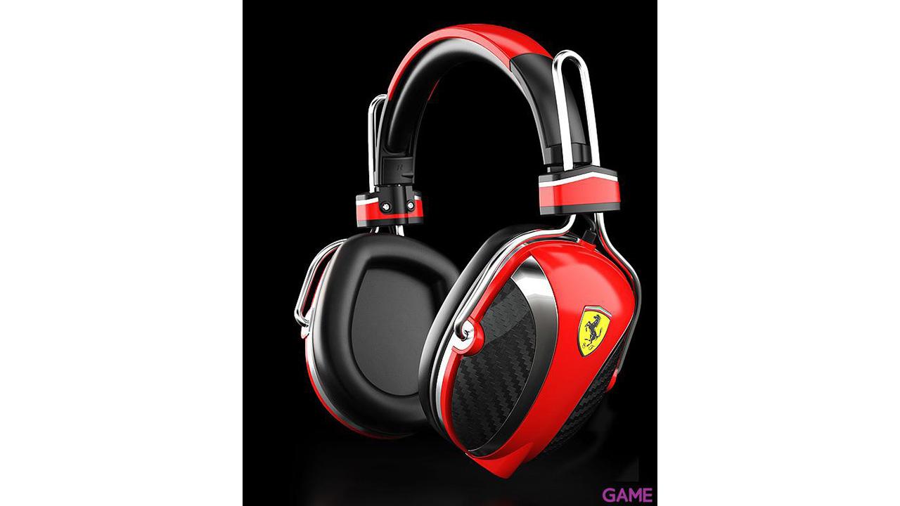 Auricular Scuderia Ferrari P200 Rojos