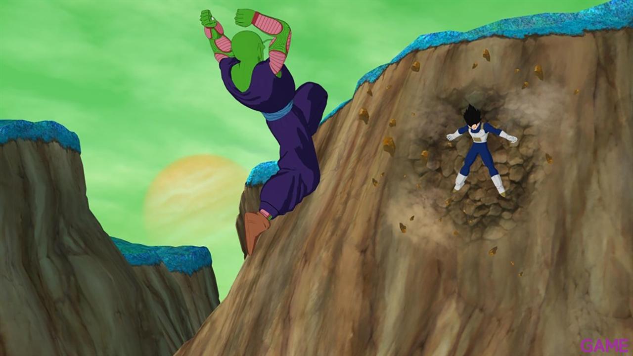 Dragon Ball Raging Blast Classics