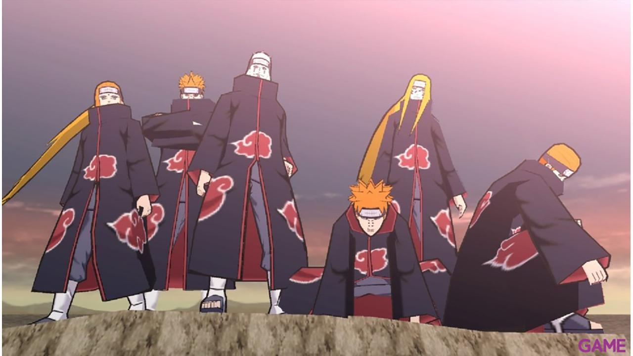 Naruto Shippuden Ultimate Ninja Heroes 3 Essentials