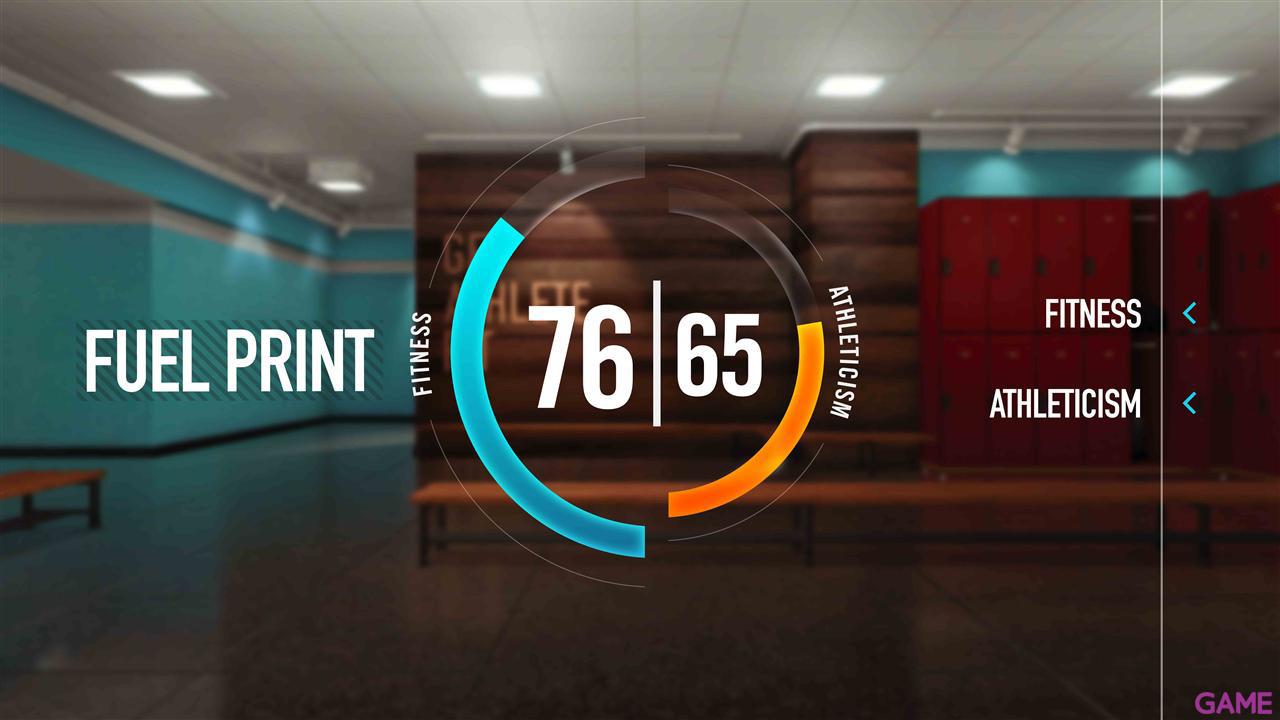 Nike Fitness Kinect