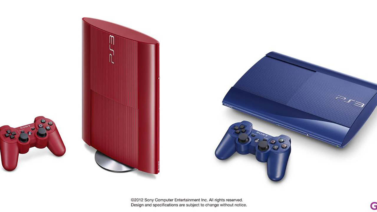 Playstation 3 Slim 12Gb Negra