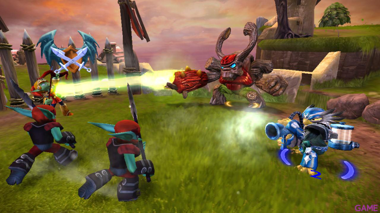 Guía Skylanders Giants