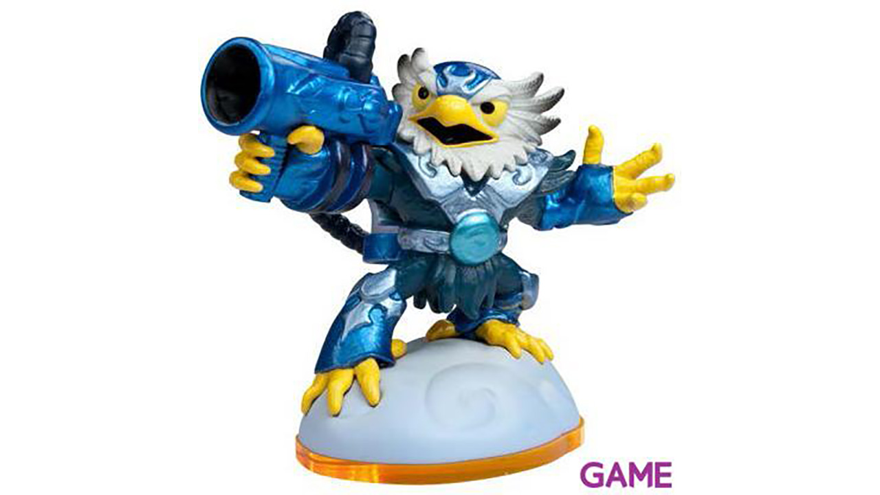 Figura Skylanders Giants V2 Light Core: Jet-Vac