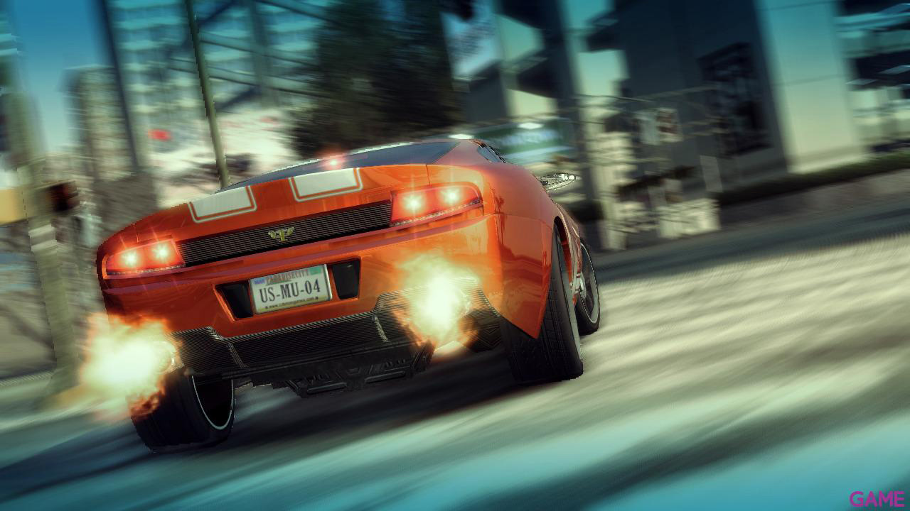 Burnout Paradise Essentials