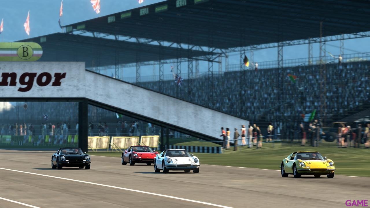 Test Drive Ferrari
