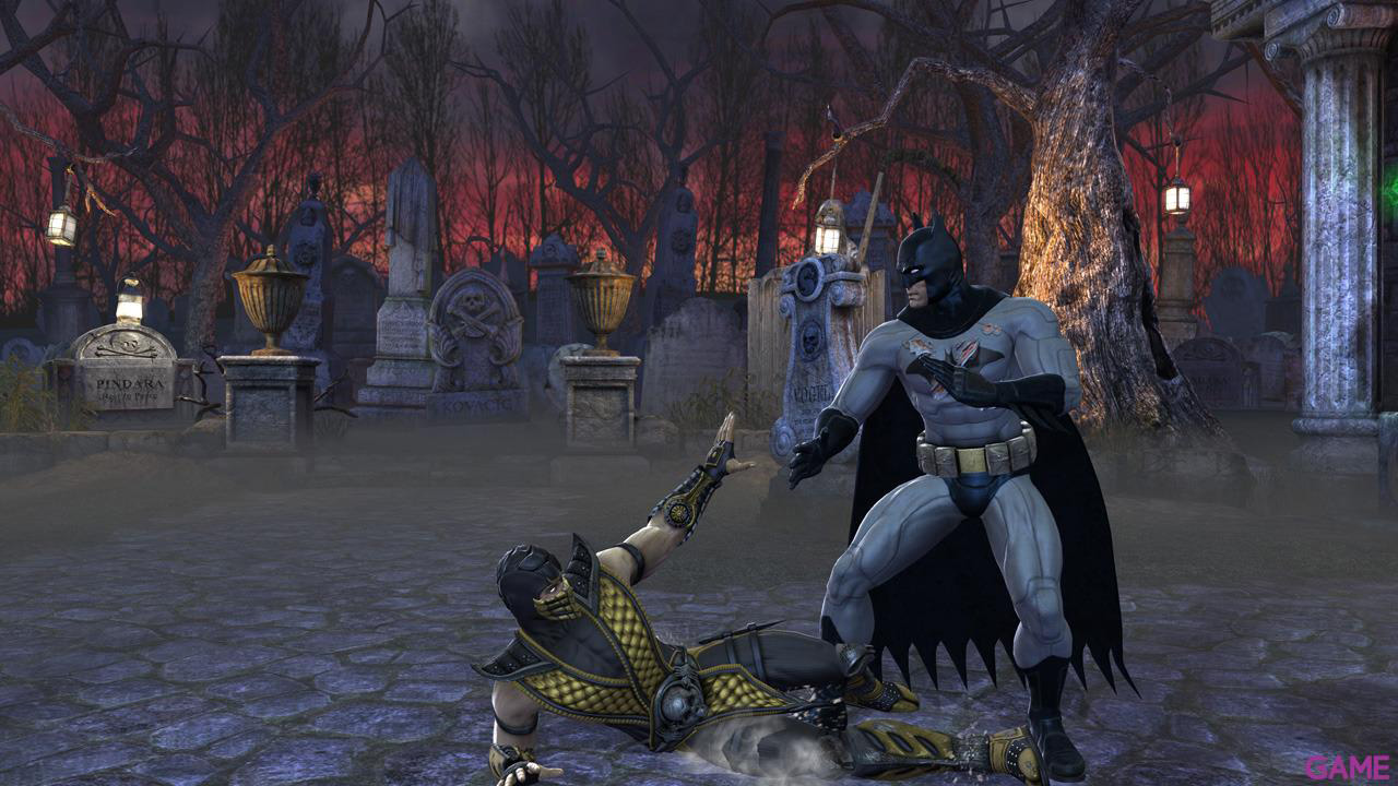 Mortal Kombat vs DC Universe Essentials