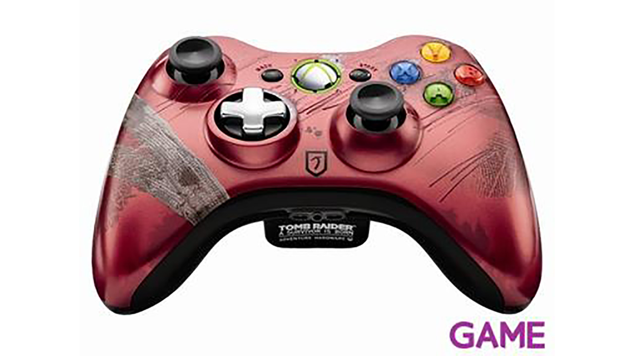 Controller Inalambrico Microsoft Tomb Raider