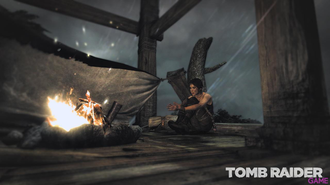 Tomb Raider + Controller Tomb Raider