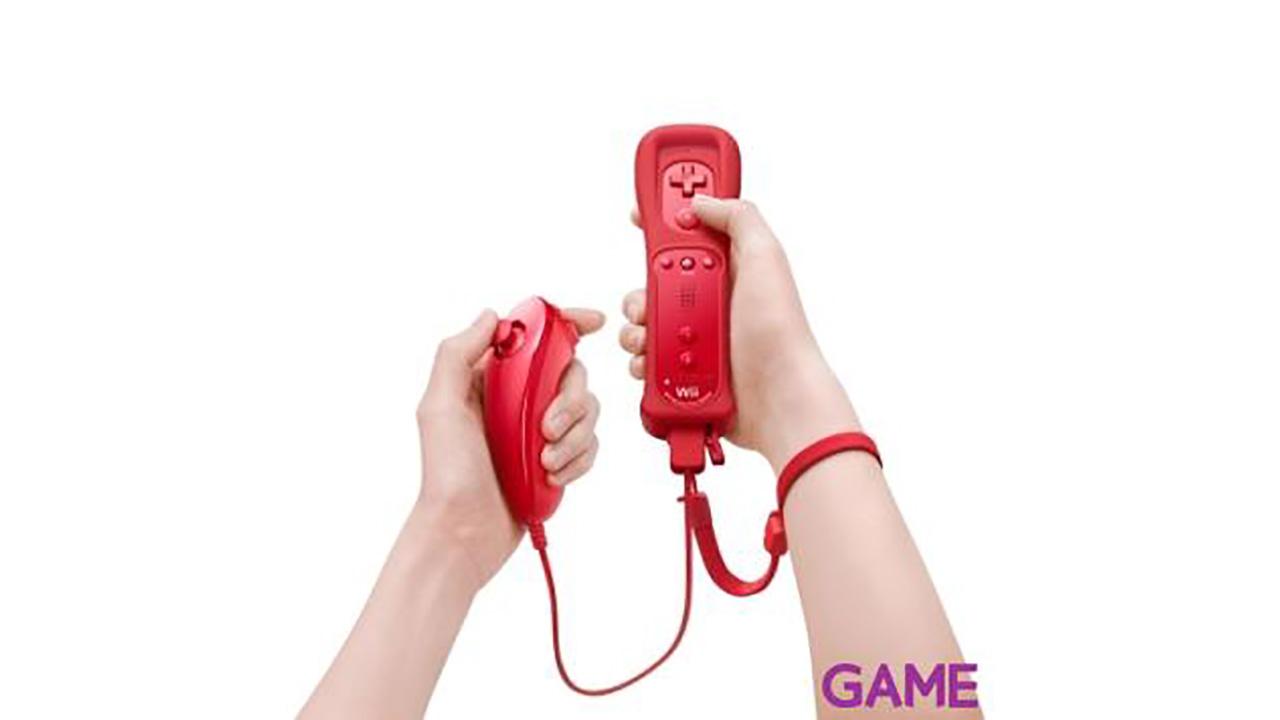 Wii Mini Roja