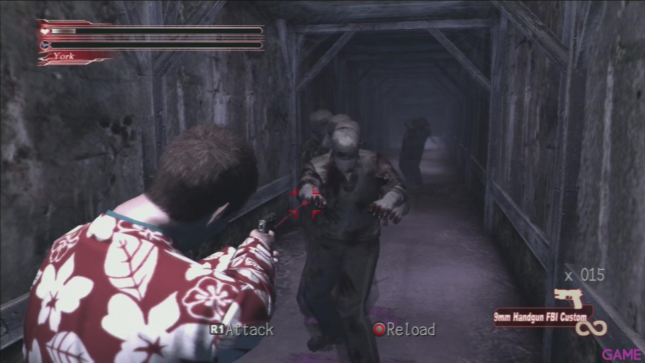 Deadly Premonition HD Director's Cut