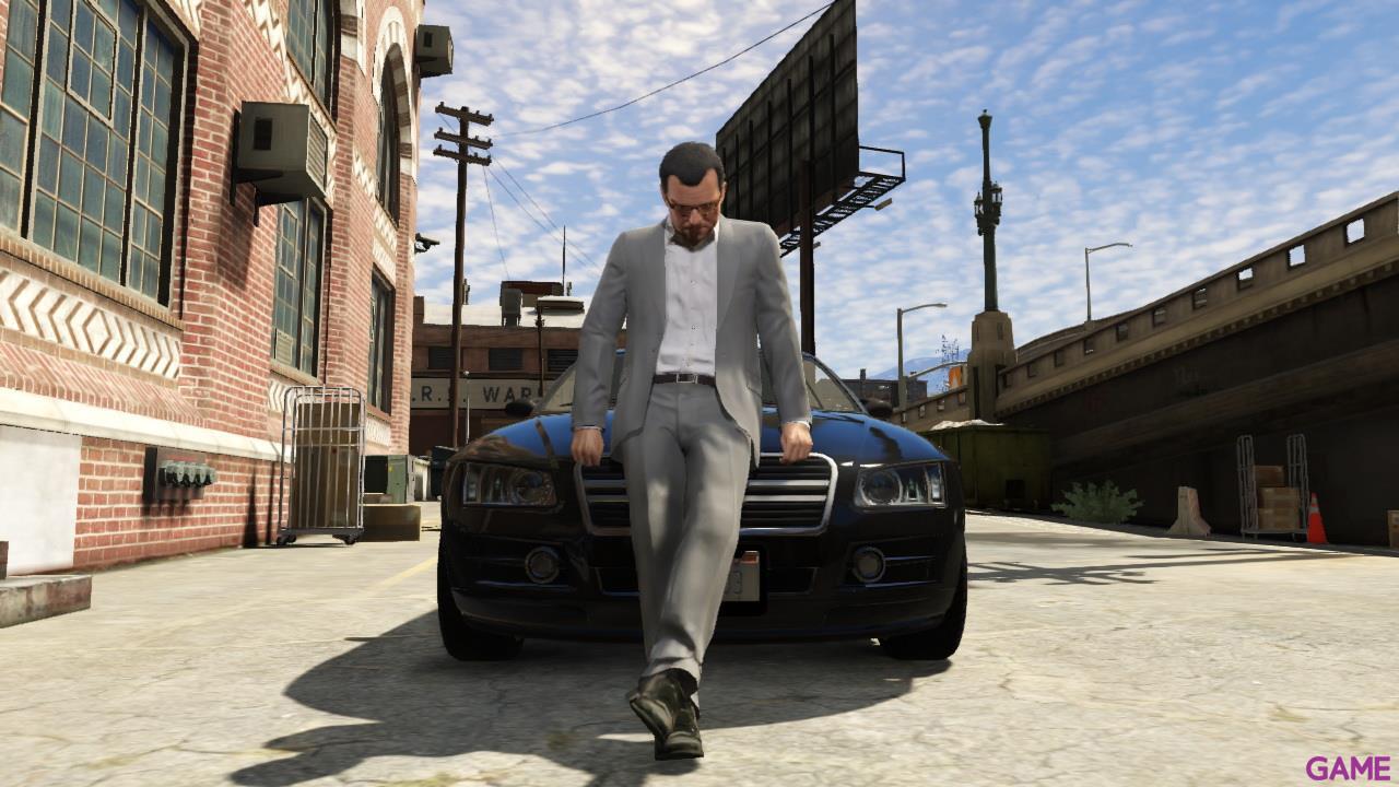 Grand Theft Auto V Edición Coleccionista