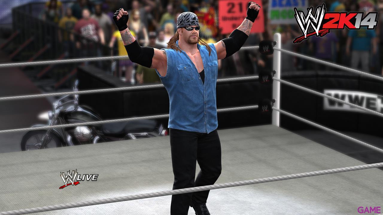 WWE 2K14: Undertaker Edition