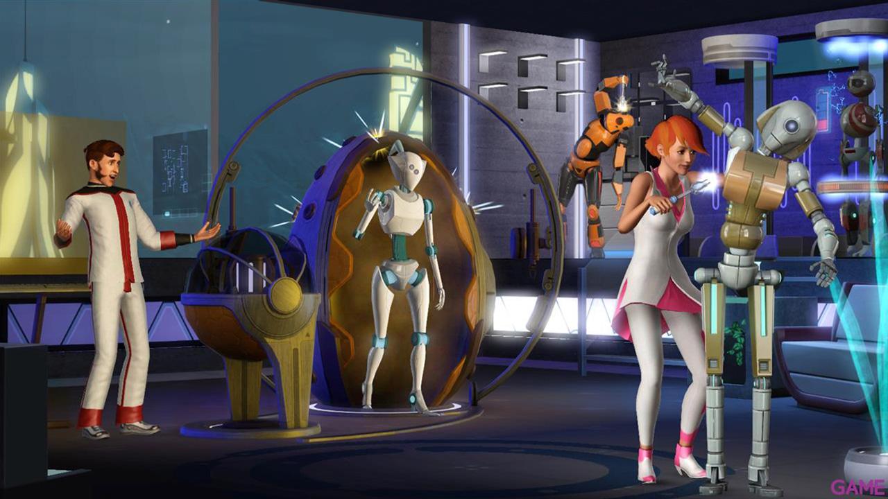 Los Sims 3: Hacia el Futuro Edicion Limitada