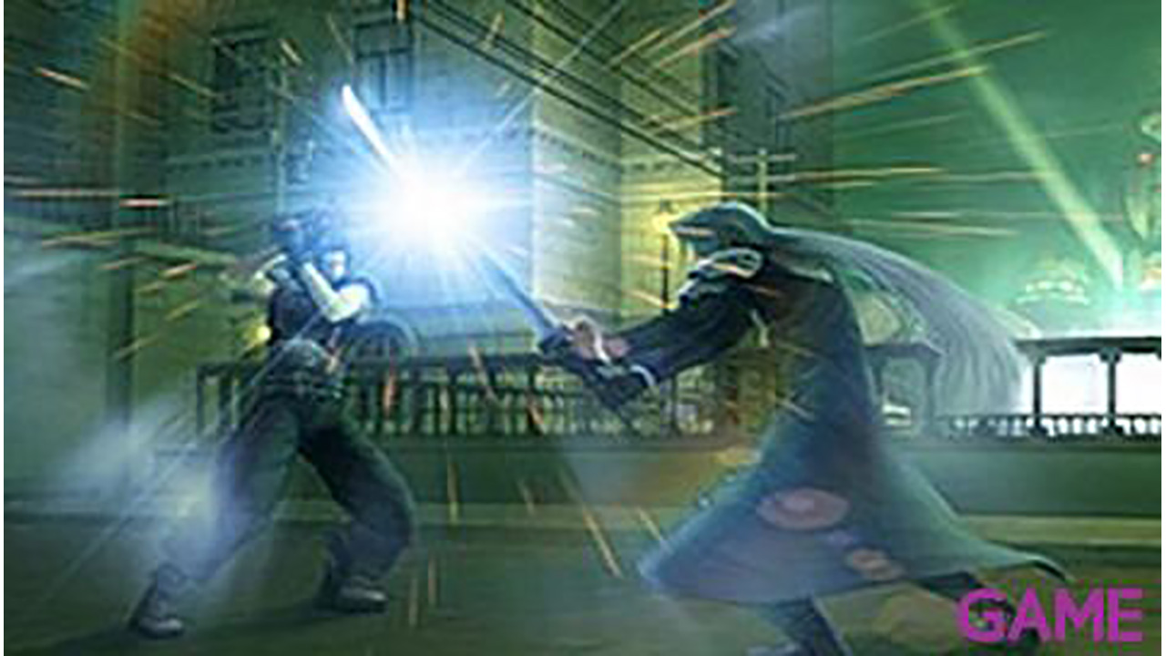 Final Fantasy VII: Crisis Core Platinum