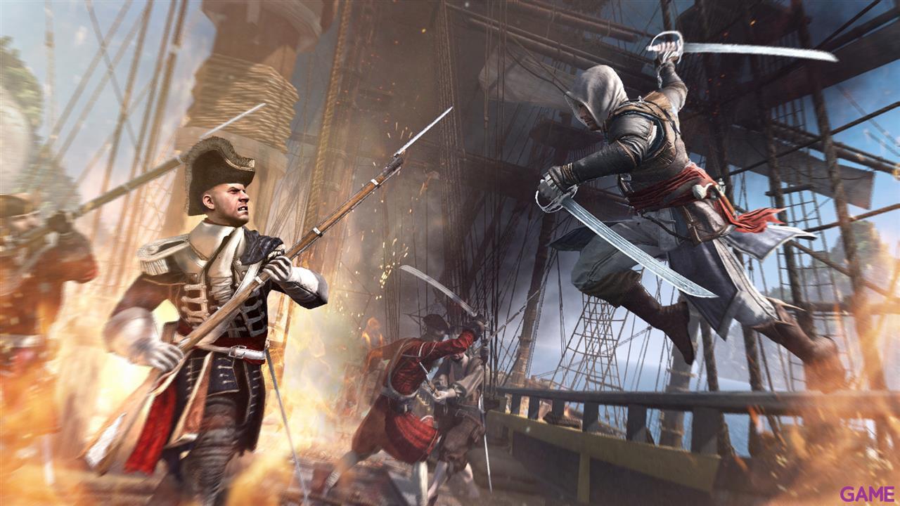Assassin's Creed IV Black Flag: The Skull Edition