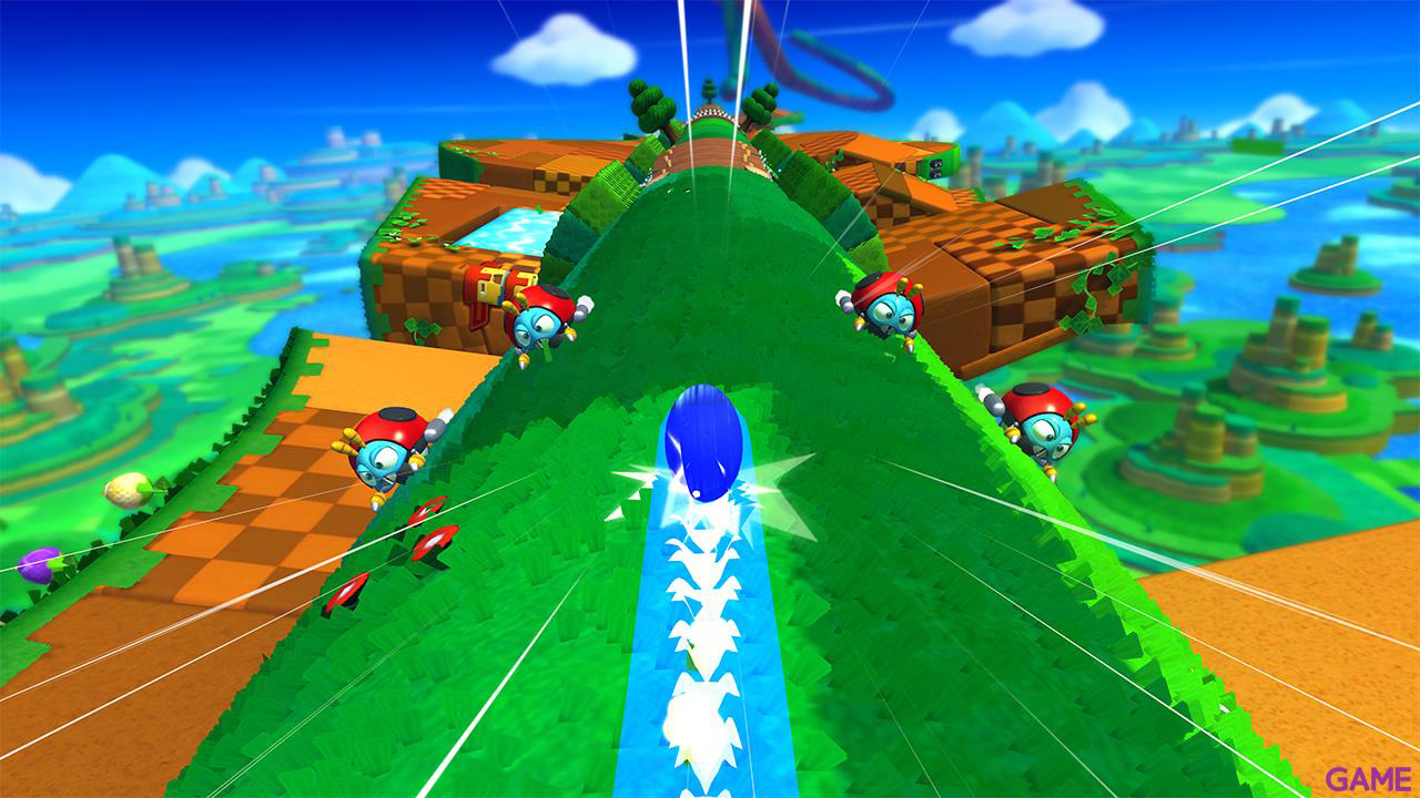 Sonic Lost World Edicion Limitada