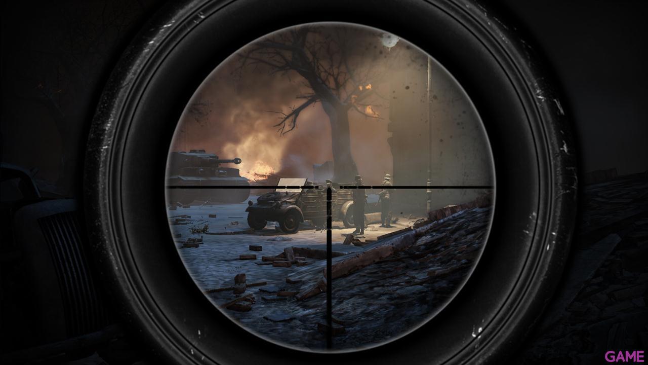 Sniper Elite V2 Edicion Coleccionista