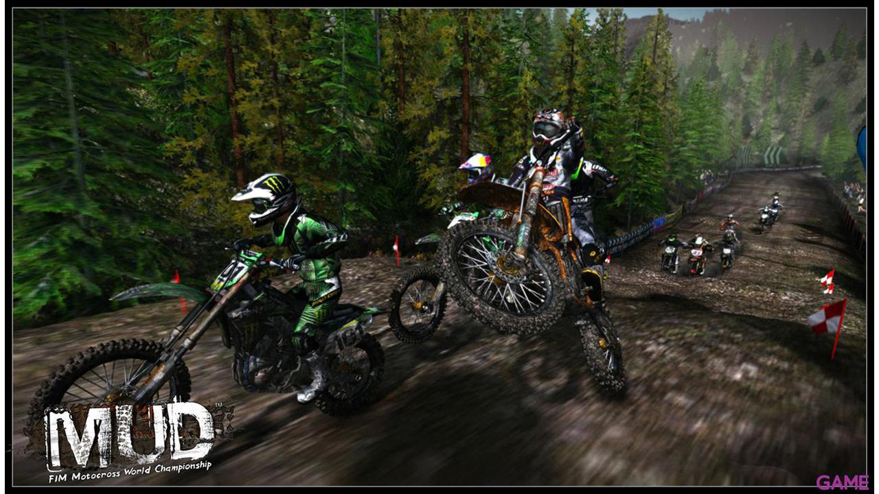 MUD Motocross championship