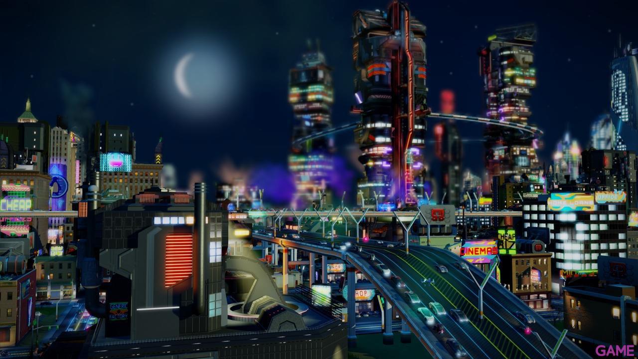 SimCity: Ciudades del Mañana Edicion Limitada