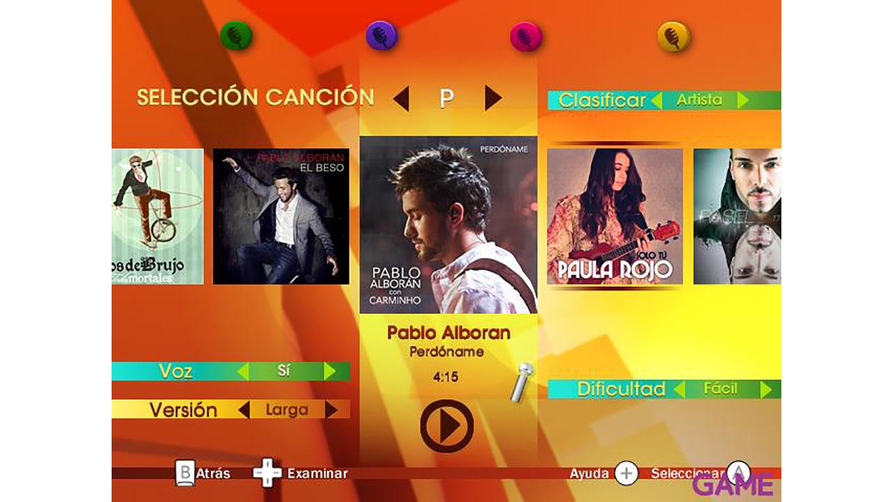Let's Sing 6 Versión Española