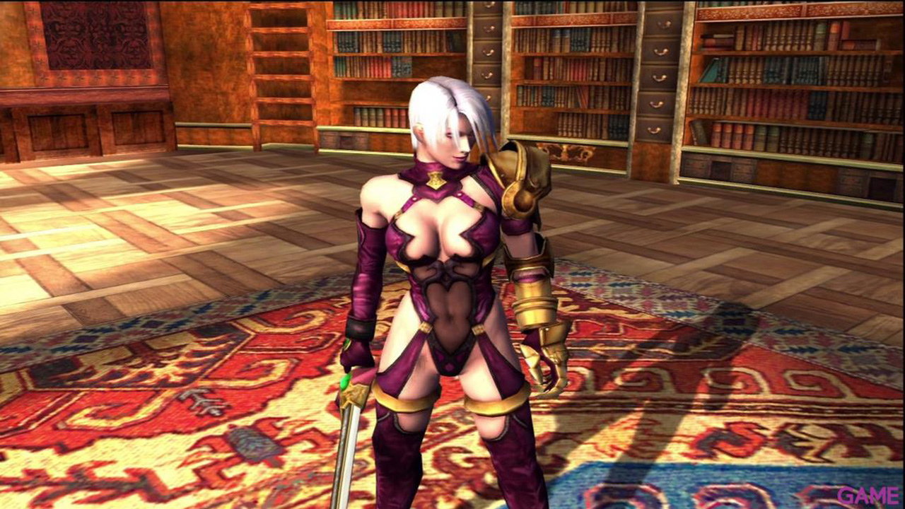 Soul Calibur 2 HD (Descargable)