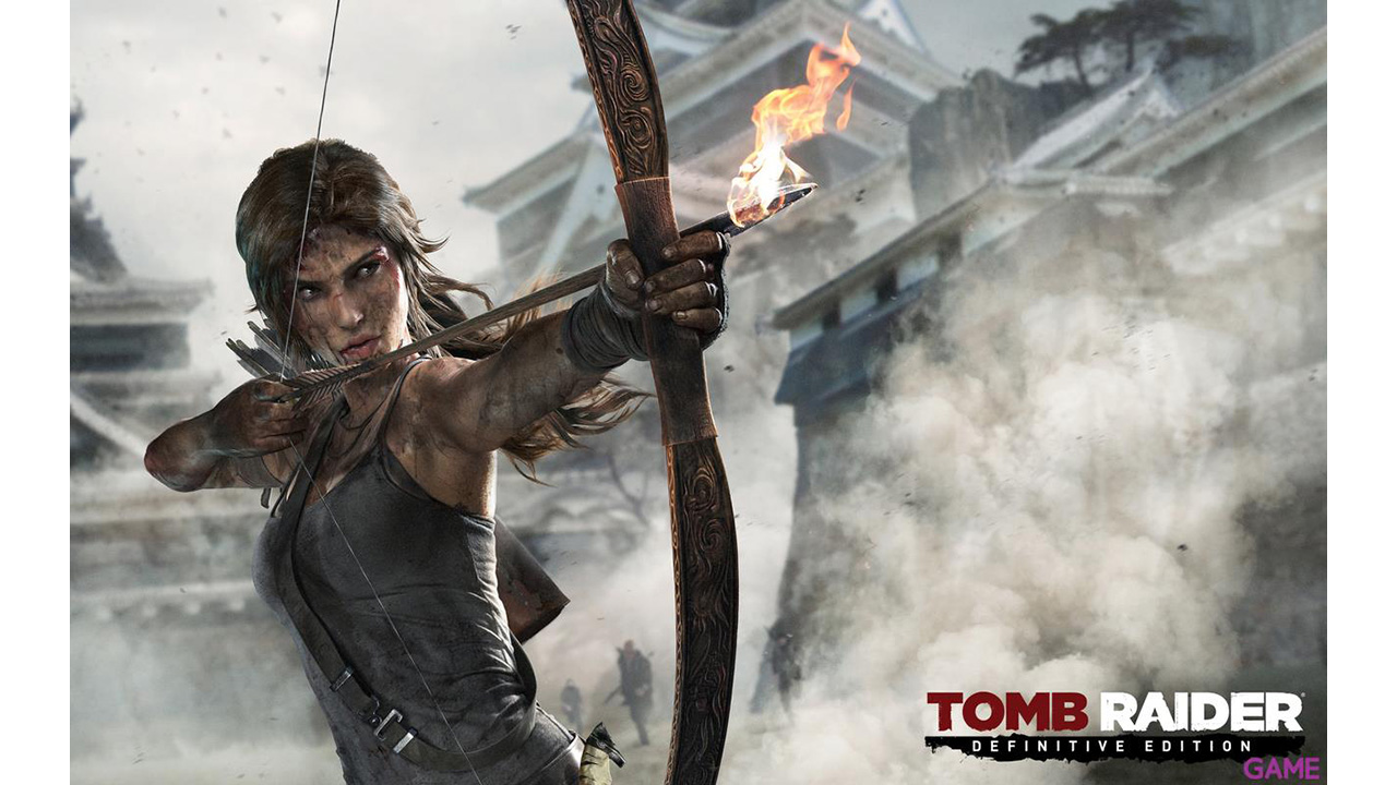 Tomb Raider: Definitive Edition + Artbook