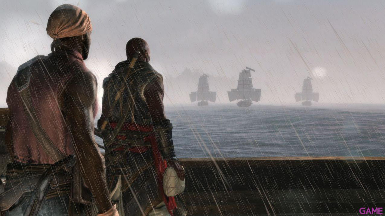 Assassin's Creed IV: Black Flag - Freedom Cry (PS4)