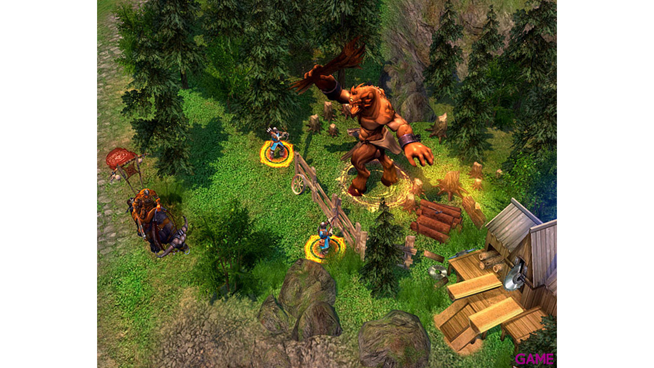 Might & Magic: Heroes V: Tribes of the East
