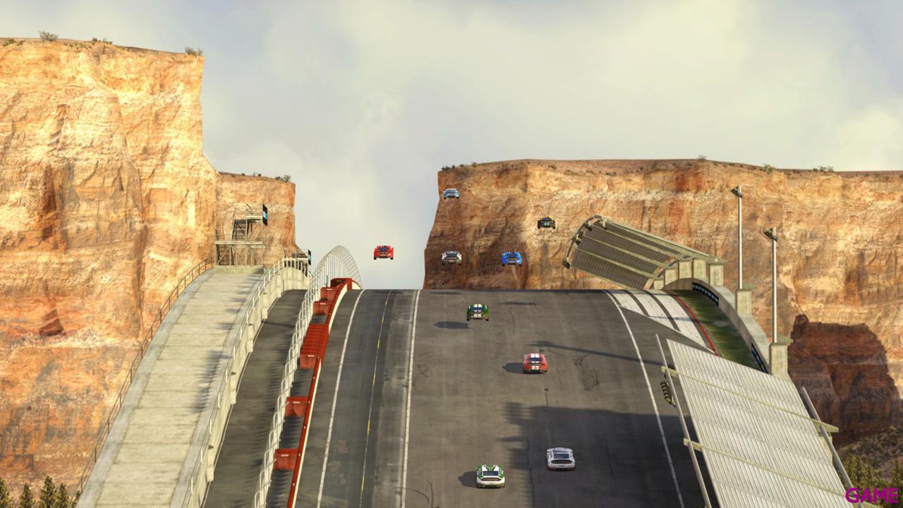 TrackMania  Canyon